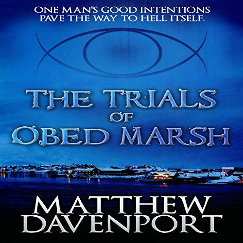 The Trials of Obed Marsh audiobook cover art