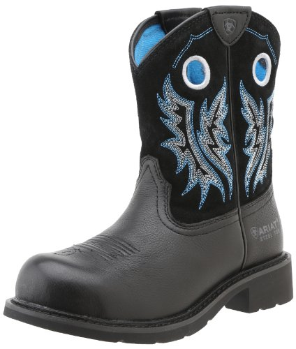 Fat Baby Boots Black