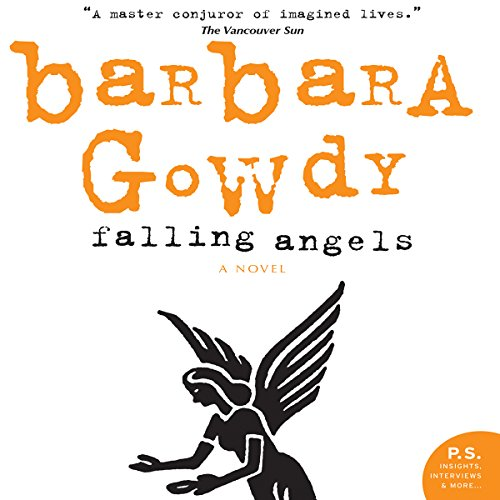 Falling Angels audiobook cover art