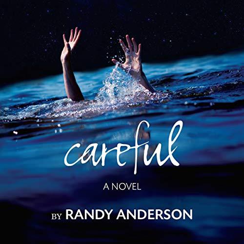 careful audiobook cover art