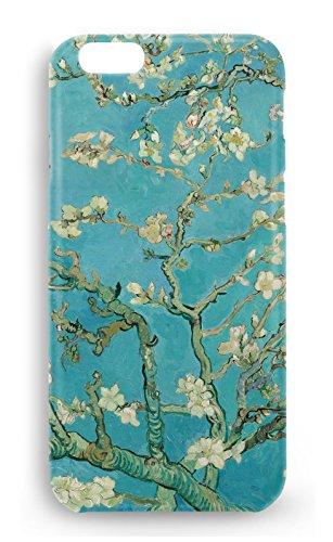 Protector Cristal Templado + Carcasa Van Gogh para Sony Xperia M4 Aqua...