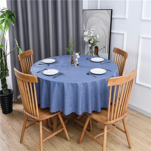 LIUJIU Tovaglia quadrata per cucina, tavolo da pranzo, in plastica, per la pulizia di ambienti interni ed esterni, 320 cm