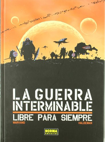 LA GUERRA INTERMINABLE (CÓMIC EUROPEO)