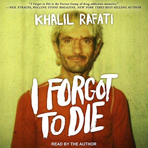 I Forgot to Die audiobook cover art