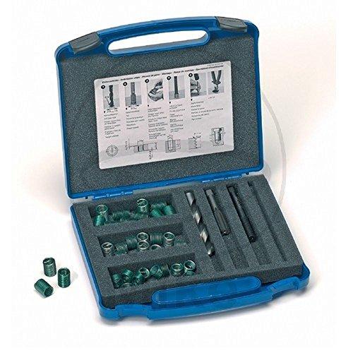 Gewindereparatursatz DIN 8140 INOX, metrisch M10X1 HELICOIL