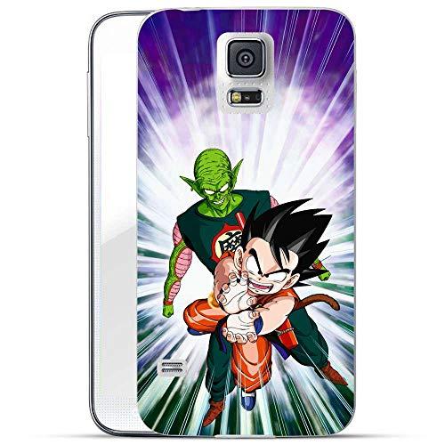 KING Picollo - Cover per Samsung Galaxy S5, motivo: Dragonball