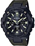 Casio Reloj Analógico para Hombre de Cuarzo con Correa en Plástico GST-W130BC-1A3ER