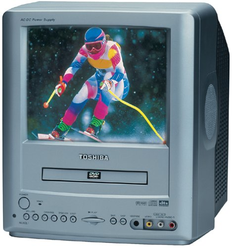 Toshiba MD9DM1 9-Inch AC/DC TV-DVD Combo