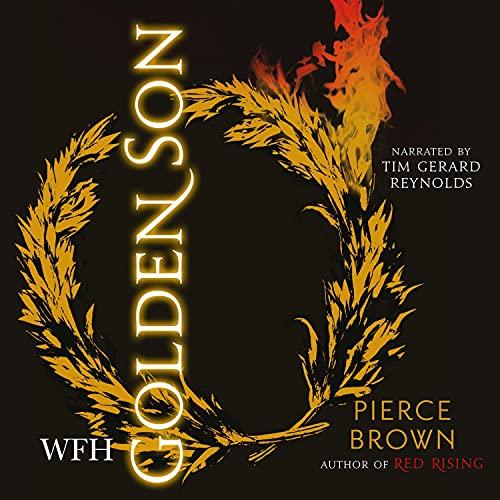 Golden Son cover art