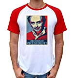 Artist Deluxe T-Shirt Eric Zemmour Bi-Colore - Zemmour President