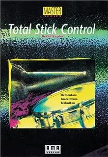 Total Stick Control: Elementare Snare Drum Techniken