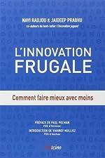 L'innovation frugale Comment faire mieux avec moins? de Navi Radjou (26 mars 2015) Broché