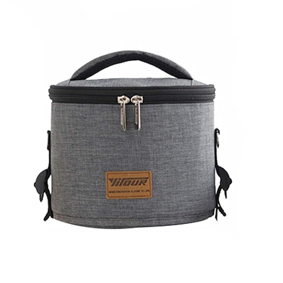 教プロペラメロドラマティッククーリングパッケージお弁当袋、手持ちライスアウトドアアイスパック学生ランチバックアイスパック (Size : B)