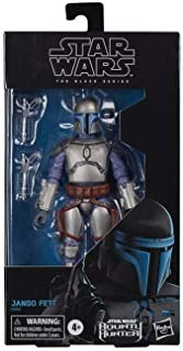 Hasbro Star Wars The Black Series Gaming Greats Jango Fett Bounty Hunter Exclusive Figure, E99955L0