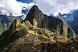 Close Up Peru Poster Machu Picchu (91,5cm x 61cm)