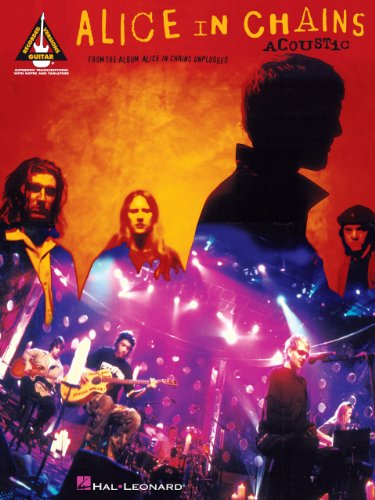 Alice in Chains - Acoustic Songbook (Guitar Recorded Versions) (English Edition)