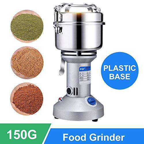 WYJW 150 G huishoudelijke koffiemolen voor hele bonen, granen-poedermolen, roestvrij staal, koffiemolen, 220 V