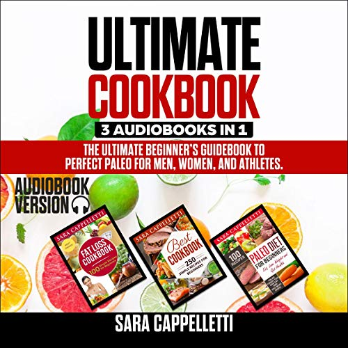 Ultimate Cookbook cover art
