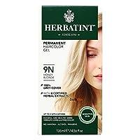 海外直送品Herbatint Herbatint Permanent Honey Blonde (9N), 4.5 Oz (Pack of 2)