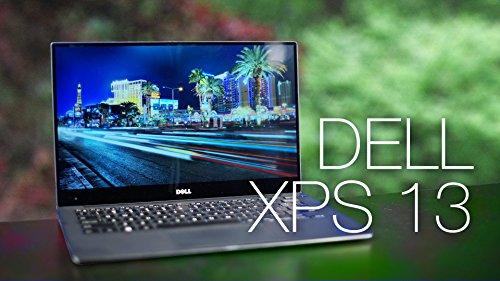 Dell XPS 13 9343 QHD+ 13.3in (3200 x 1800) Touch Screen Ultrabook Laptop NoteBook PC (Intel Ci7-5500U, 8GB Ram, 256GB SSD, Camera, WIFI, USB 3.0) Windows 10 (Renewed)