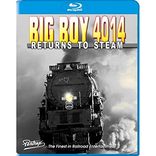 Big Boy 4014 Returns to Steam (Pentrex) (Blu-ray)