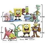 Assortimento Simba Toys 0764 Spongebob Mini plaset