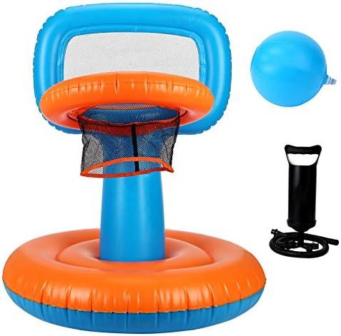 Top 10 Best inflatable basketball hoop for pool Reviews