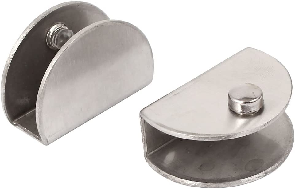Aexit Half Max 84% OFF Round Fall Protection Stainless Steel Cla Shaped Clip Gorgeous