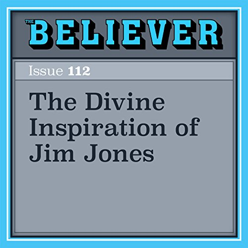 The Divine Inspiration of Jim Jones audiobook cover art