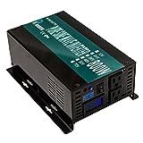 Best Pure Sine Wave Inverters - WZRELB Full Power Full Power Endurable Led Display Review