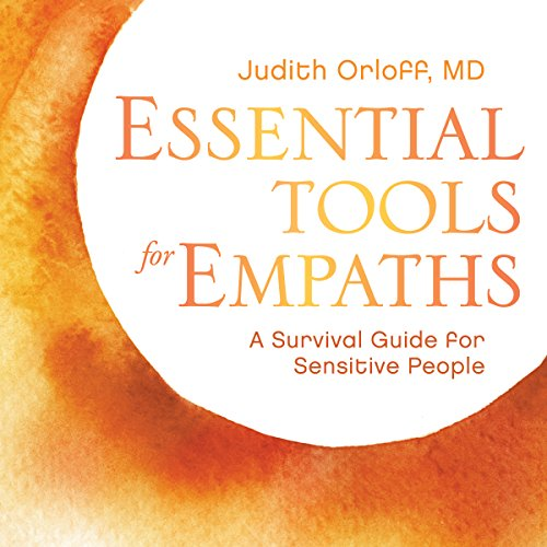 Essential Tools for Empaths audiobook cover art