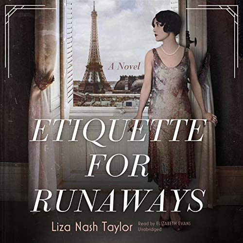 Etiquette for Runaways Audiobook By Liza Nash Taylor cover art