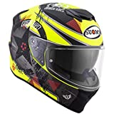 Suomy Casco Stellar Wrench, Matt Yellow Fluo/Grey, S