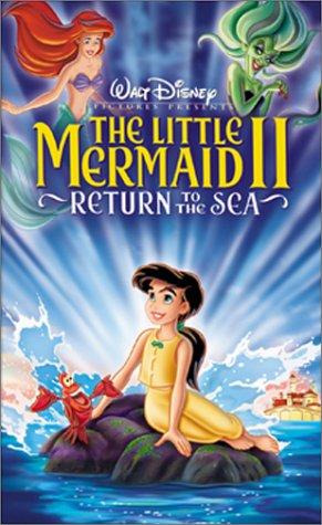 The Little Mermaid II: Return to the Sea [VHS]