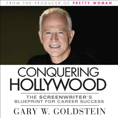 Conquering Hollywood audiobook cover art