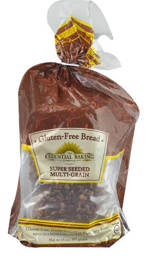 Essential Baking Company Gluten Free Bread Super Seeded Multi-Grain -- 14 oz - 2 pc