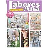 ÁLBUM COLECCIÓN LABORES DE ANA nº 66 - Revista de Punto de cruz