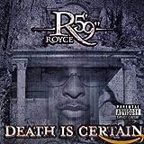 Death Is Certain von Royce da 5′9″