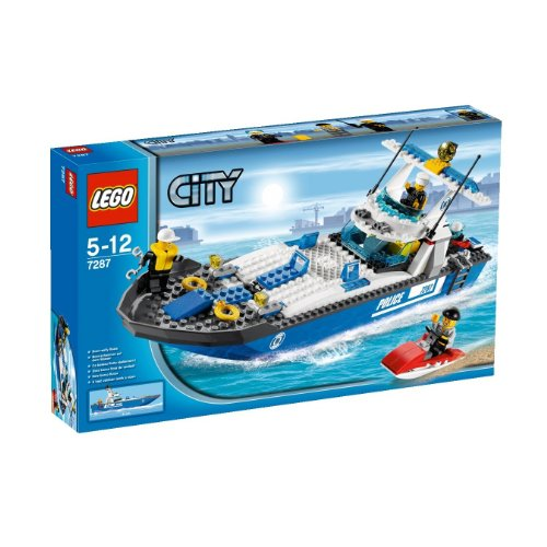 LEGO City 7287 - Polizeiboot