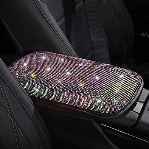 Cuscino per bracciolo auto, Cuscino per consolle centrale universale imbottitura per spalla, accessorio per interni da donna, decorazione per auto