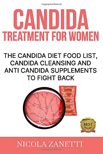 Candida treatment for women: The candida diet food list, candida cleansing and anti candida supplements to fight back