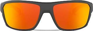 نظارات شمسية بتصميم مستطيل وبعدسة مقسمة OO9416 من اوكلي للرجال