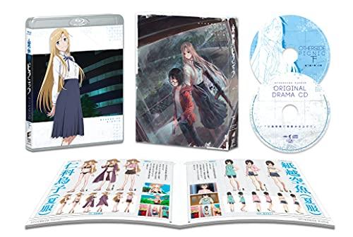 【Amazon.co.jp限定】裏世界ピクニック Blu-ray BOX下巻(初回生産限定)(オリジナル キャラファイングラフ付)