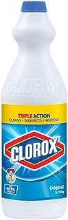 Clorox Bleach, Original, 1 L