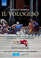 Jommelli: Il Vologeso [DVD]