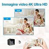 Zoom IMG-1 telecamera nascosta aobo 4k hd