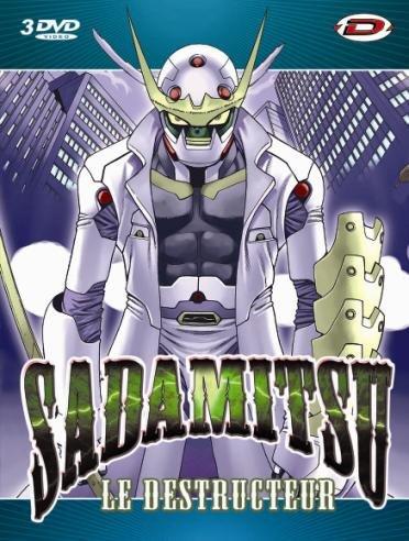 Sadamitsu Le Destructeur-Intégrale Edition 2010