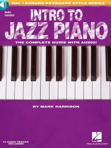 Intro to Jazz Piano: Hal Leonard Keyboard Style Series (English Edition)