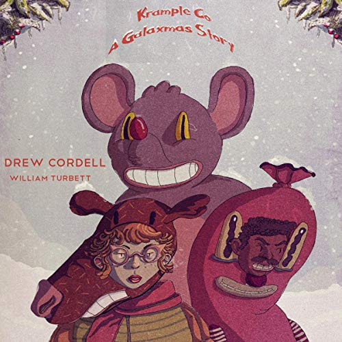 Krample Co: A Galaxmas Story Audiobook By Drew Cordell cover art