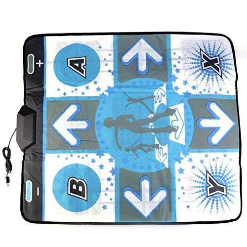 Rutschfest Anti Slip Dance Revolution Pad Matte for Nintendo Wii Hottest Party Spiel (Size : 92x79cm)